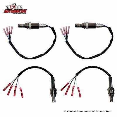 Set of 4 New AFR Oxygen O2 Sensor for 2005-2019 Toyota