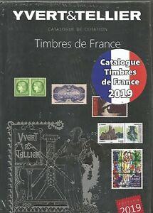 Yvert Et Tellier Timbres De France : yvert, tellier, timbres, france, YVERT, TELLIER, STAMPS, CATALOG, FRANCE, SILVER, FIRST, BLACK, 9782868142795