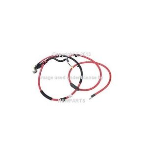 For BMW E46 M3 01-06 Battery Cable-Positive Genuine