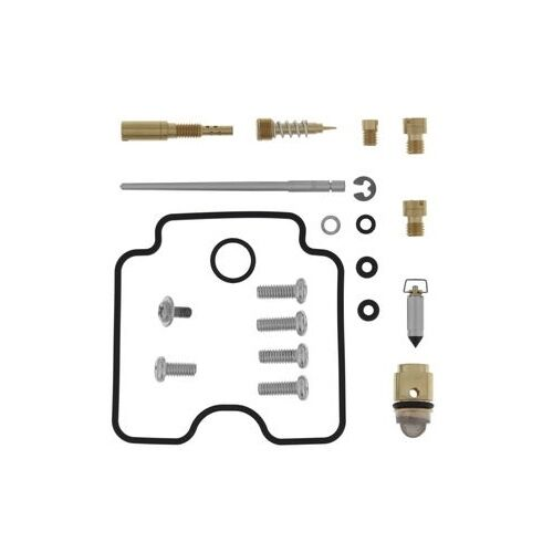 QuadBoss Carburetor Carb Rebuild Kit for Suzuki 2003-08