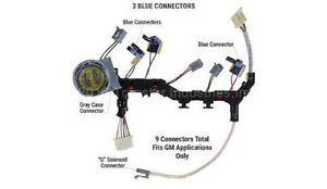 ALLISON LCT 1000 /Duramax Internal Wire Harness Gen 4 GM