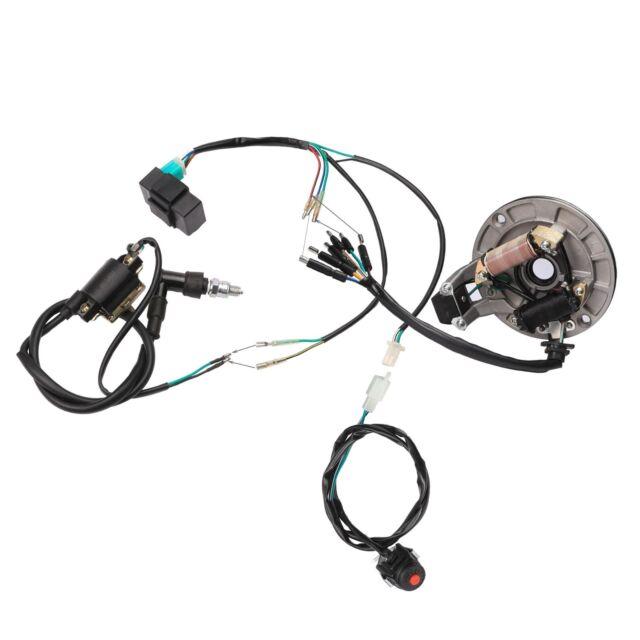 2008-2011 KTM 400 450 530 XC-W OEM Stock Wiring Wire