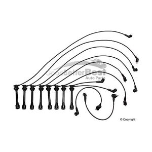 New OPparts Spark Plug Wire Set 35PF57530 for Lexus LS400