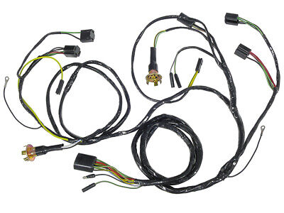 New 1965 Galaxie Harness Firewall-Headlamp Feed Wiring LTD