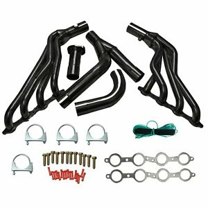 Long Tube Exhaust Manifold Header+Y-pipe For 1999-2006