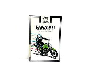 CLYMER KAWASAKI SHOP MANUAL 250 & 350CC TWINS ALL YEARS