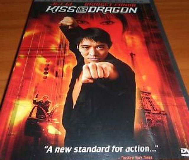 Image Is Loading Kiss Of The Dragon Dvd 2006 Full Frame