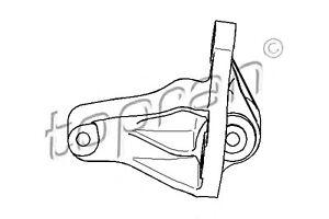 Transmission Rubber Mount Fits FORD C-Max Focus Hatchback