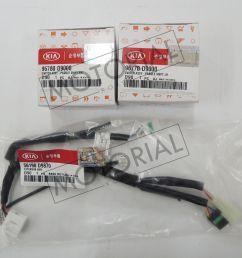 2017 2018 2019 kia sportage genuine oem paddle shift switch ext wire set for sale online ebay [ 1600 x 1501 Pixel ]