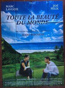 Toute La Beauté Du Monde : toute, beauté, monde, Poster, Toute, Beaute, Monde, Esposito, Felix, Lavoine
