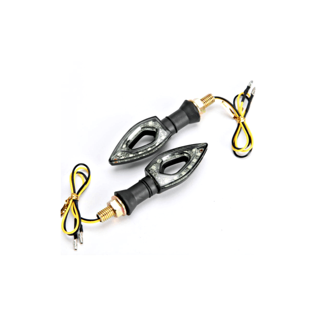 4x 12V Motorcycle Turn Signals For Victory Cross Country