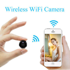 Image Is Loading Mini Spy Camera Wireless Wifi Ip Security Camcorder