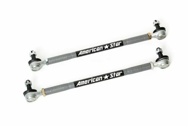 American Star 4130 Chromoly Tie Rod Upgrade Kit for 1991