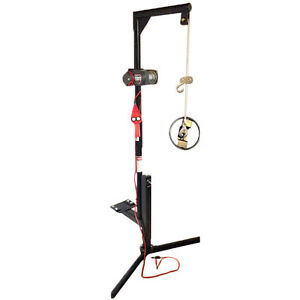 Gorillabac Log Lift System For Fixed Height Trailer Tongue