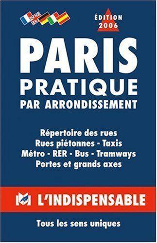 Plan De Paris Et Banlieue : paris, banlieue, Paris, Arondissement, Plans, Proche, Banlieue, (Trade, Paperback), Online