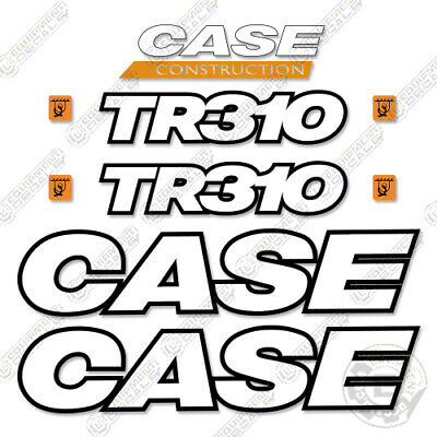 Case TR310 Decal Kit Skid Steer Loader TR 310 Replacement