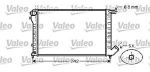 VALEO Engine Cooling Radiator Fits CITROEN Berlingo
