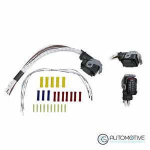 Door Wiring Harness, Repair Kit Front Fiat Grande Punto