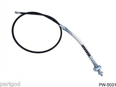 REAR Drum BRAKE CABLE ASSEMBLY for YAMAHA PW50 PW 50 Pit