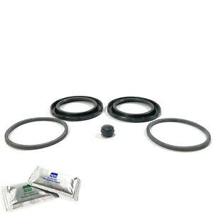 FRONT BRAKE CALIPER REPAIR KIT SEALS FITS: MERCEDES C