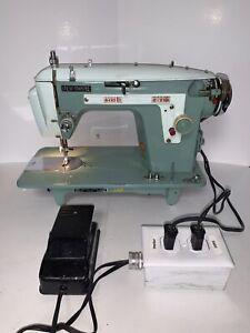 Vintage New Home Sewing Machine : vintage, sewing, machine, Vintage, Portable, Sewing, Machine, 66806, GREAT, CONDITION, WORKS!