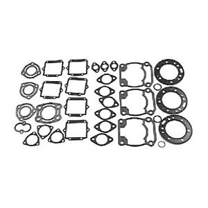 New Complete Gasket Kit for Polaris 650cc 1992-1995