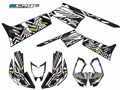 CAN-AM CAN AM DS90 DS 90 GRAPHICS KIT ATV STICKERS DECALS