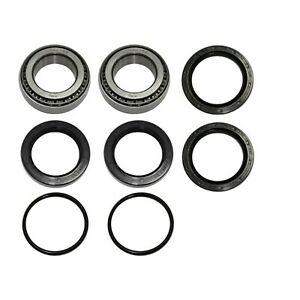 New Rear Axle Wheel Bearing & Seal Kit For 2004-2007
