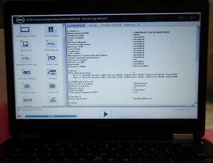 DELL LATITUDE E5470. Intel(R) Core(TM) i5-6200U CPU @ 2.30GHz   eBay