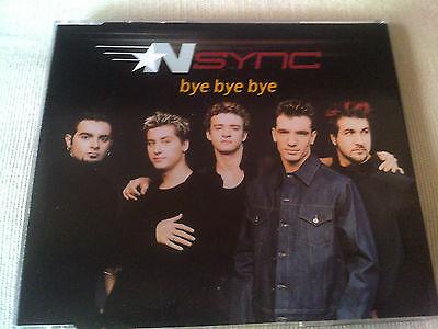 NSYNC - BYE BYE BYE - 2000 UK CD SINGLE - N-SYNC | eBay