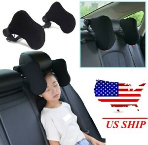 https www ebay com itm adjustable car seat headrest pillow head neck support rest sleep side cushion us 223593030234
