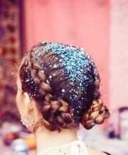 hair glitter pots festival sparkly