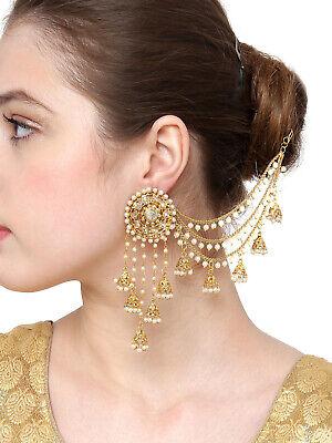 Bahubali Earrings - Bahubali Traditional Earrings Manufacturer from...