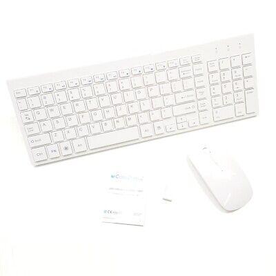 Wireless Mouse & Keyboard for APPLE MAC MINI model A1347