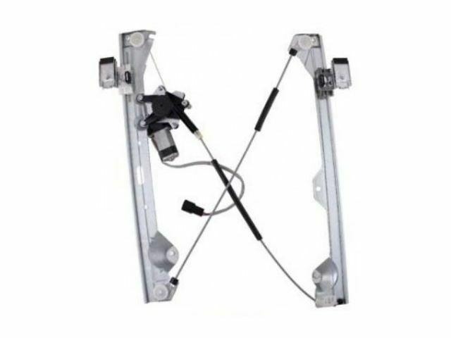 Rear Left Window Regulator fits GMC Sierra 1500 2007-2013