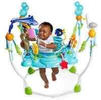 Baby Finding Nemo Activity Seat Jumper Bouncer Jumperoo ...