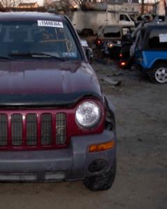 2004 Jeep Liberty Headlights : liberty, headlights, 2002-2004, Liberty, Driver, Headlight, Genuine, Warranty