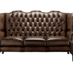 Chesterfield Sofa Buy Uk L Shaped Leather Singapore Carlton Settee 3 Seater Antique Real Made Image Is Loading