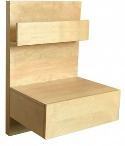 Détails Sur Ikea Malm Armoire Table Table De Nuit Pour Malm Lits Le Bouleau 30056929 Afficher Le Titre Dorigine