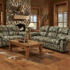 Camo Living Room Set Beautiful Art Mossy Oak Camouflage Reclining Motion Sofa Loveseat Hunting Image Is Loading