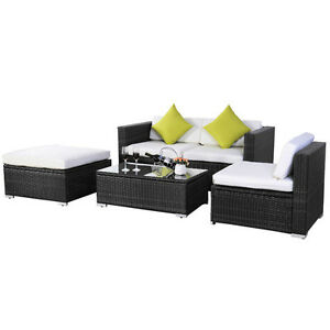 lexmod monterey outdoor wicker rattan sectional sofa set lowest rate shore patio aluminum corner in silver beige 0 garden furniture tkc cape cod conservatory black
