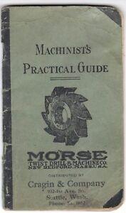 Morse Twist Drill And Machine Company