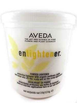 AVEDA Powder Lightner ENLIGHTENER 1.3 Kg 3lb Protect ...