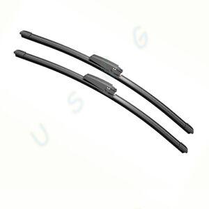 Wiper Blades Fit For AUDI A4 A6 Mercedes-Benz GLK Premium