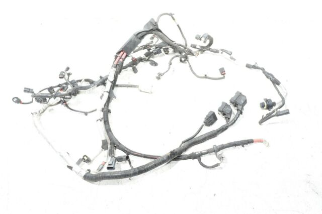 15 16 17 18 19 FORD TRANSIT 250 3.7L ENGINE MOTOR WIRE