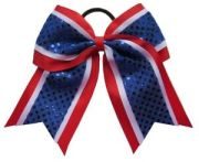 """confetti red white blue"" cheer"