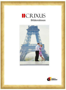 Details About Real Wood Picture Frame Gold Wiped Din A Photo Poster Frame Crixus30