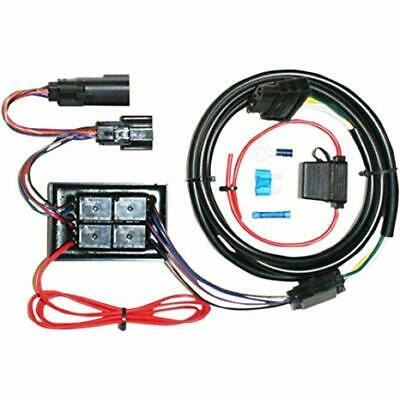 khrome werks trailer wiring harness for 4 wire trailers 1419 hd touring  sale  ebay