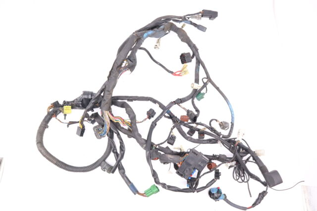 01 02 03 2001 2002 2003 Suzuki Gsxr 600 Main Engine Wire