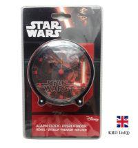 STAR WARS Force Awakens Kids ALARM CLOCK Bedside Table ...